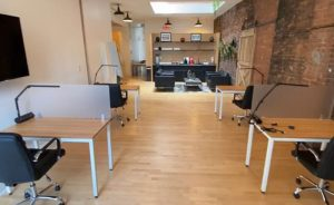 Known Coworking Desks for rent